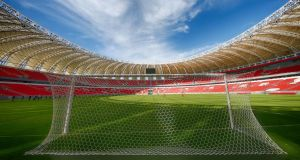 The Beira-Rio stadium in Porto Alegre. Photograph: Getty Images)