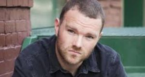 Darragh McKeon: influenced by Colum McCann and Andrei makine