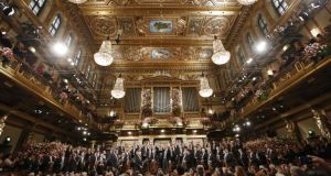 The most celebrated halls set rules of their own, as if there's something encouraging the music-making. The Musikverein in Vienna (above) has that quality