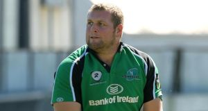 Connacht's Brett Wilkinson has retired from the game. Photograph: Lorraine O'Sullivan/Inpho