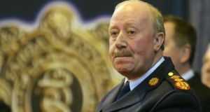 Garda commissioner Martin Callinan has retired after a 41-year career. Photograph: Niall Carson/PA Wire