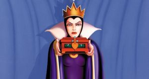 The Wicked Queen: cold, cruel and extremely vain, you are not possessed of natural maternal instincts