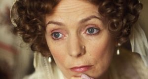 Mrs Bennet (Alison Steadman): silly, frivolous and possibly in the early stages of dementia, you are the type of long-suffering mother that everyone knows too well