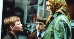 """When I was a young lad twenty or thirty or forty years ago I lived in a small town where they were all after me on account of what I done on Mrs Nugent. "" Patrick McCabe, The Butcher Boy (1992), Posted by Billy Crave and Sean Dowling"