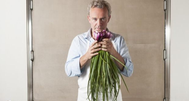 Interview with Alain Passard for OX Belfast event, 13th April.