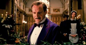 Good show, chaps! Ralph Fiennes in The Grand Budapest Hotel