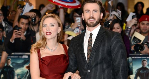 Star-spangled banter with Johansson & Evans