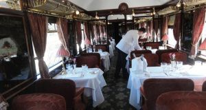 Round the world, luxury  53-day trip for train lovers with deep pockets includes a journey on the Orient Express