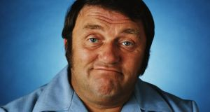 The late Les Dawson, who liked to tell mother-in-law jokes. Photograph: Tony Evans/Getty Images