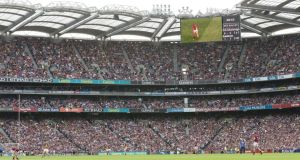 RTÉ will no longer have exclusive broadcasting rights to the All-Ireland hurling and football finals at Croke Park as Sky are also believed to have also acquired non-exclusive rights. Photograph: Inpho