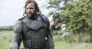 Game of Thrones: Rory McCann as the Hound