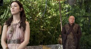 Game of Thrones: Sibel Kekilli as Shae