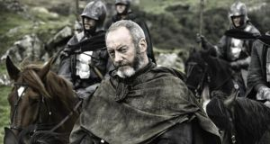 Game of Thrones:  Liam Cunningham as Davos Seaworth