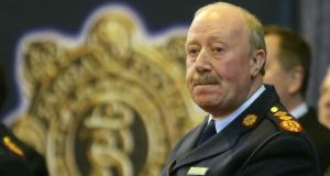 Awkward truths: former Garda commissioner Martin Callinan,  who resigned on Tuesday. Photograph: Niall Carson/PA Wire
