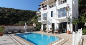 Kalkan, Turkey: €334,688, spotblue.com