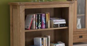 Furniture Designs (01-4515326 furnituredesigns.ie), Old Bawn Road, Tallaght, Dublin 24 is offering Irish Times readers who present today's column 40 per cent off this Cabos bookcase. Made of American white oak, it can be purchased for €279 instead of €459. Offer ends April 30th.