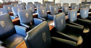Fine Gael has rejected the idea of a universal franchise for the Seanad. Photograph: Alan Betson/The Irish Times