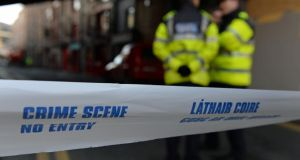 A man is being treated in hospital after being wounded in a shooting in Co Cavan last night.