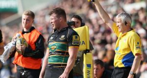 Dylan Hartley: lack of evidence means no further action will be taken.