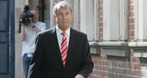 "Michael Lowry: has said he had an understanding with Denis O'Connor that the fees for the tribunal work would be paid ""through the rubric of me being paid my costs for appearing before the [Moriarty] tribunal"". Photograph: Brenda Fitzsimons"