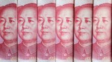 China has gradually eased restrictions on the yuan as part of broader economic reforms. Photograph: Jason Lee/Reuters