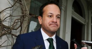 Minister for Transport Leo Varadkar said the real issue was the delay in the Minister for Justice Alan Shatter being informed of the recording in Garda stations issues.