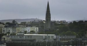 A view of Carlisle Pier in Dún Laoghaire. Photograph: Frank Miller/The Irish Times