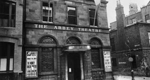 The Abbey Theatre in Dublin. Photograph: Getty Images