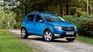 The Dacia Sandero Stepway: some stick-on plastic bits and taller springs do not a 4x4 make
