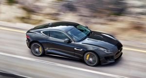 Jaguar F-Type: looks as glorious in the metal as it does in its photographs
