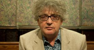 Paul Muldoon, file. grianghraf: tony pleavin