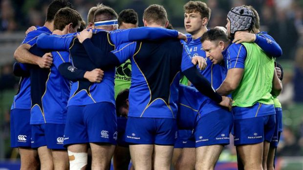 Matt O'Connor has the chance to make his mark with Leinster