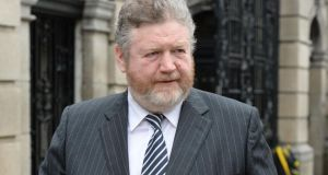 Minister for Health  James Reilly. Photograph: Dara Mac Dónaill