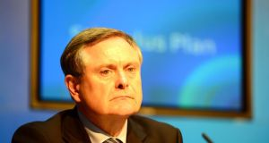 Minister for Public Expenditure and Reform Brendan Howlin was warned by unions of significant implications for services and organisations if large numbers of senior staff departed at the same time.