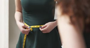 There is big pressure on young women to be physically attractive and to conform to having a certain body shape and appearance.  Photograph: Getty Images