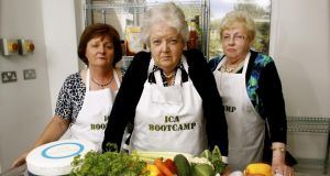 ICA Bootcamp: The entertainment series is no longer on RTÉ, but it is being sold overseas as 'Granny Bootcamp'