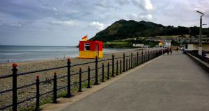 Bray is the most popular area in the county to buy property. Photograph: David Sleator