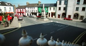 In Wicklow town  property transactions were up 102 per cent on 2012 according to Sherry FitzGerald. Photograph: Eric Luke