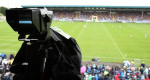 The GAA has announced a new three-year TV deal, which includes   Sky  broadcasting 14 matches exclusively in Ireland for the next three years. Photograph:   Cathal Noonan/Inpho