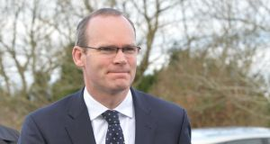 Minister for Agriculture, Food and the Marine  Simon Coveney told a conference today that 'sustainable and science-based' aquaculture would help to meet increasing demand worldwide for high-quality protein.   Photograph: Alan Betson / The Irish Times