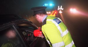 An operation targeting organised events in Co Clare involving driving modified cars in public areas at night has been mounted by gardaí. Photograph: Frank Miller/The Irish Times