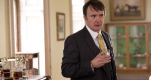 Slick customer: Moran as property developer Michael Fitzgerald in 'Calvary'
