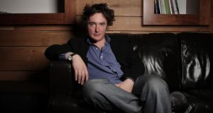 Dylan Moran: 'Comedy is born a lot of the time from boredom and frustration. What are we supposed to do? Milk cows?' Photograph: Andy Hollingworth