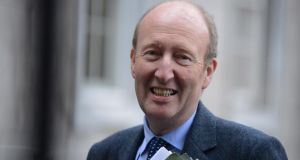 Independent TD Shane Ross said the PAC should as a matter of urgency initiate its own investigation into the award of a Garda contract for a system to record calls in stations. Photograph: Cyril Byrne/The Irish Times
