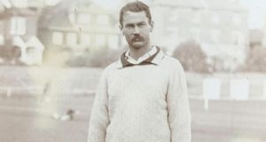 Kerryman Harold Segerson Mahony who was crowned Lawn Tennis Champion at the All-England Club in 1896.