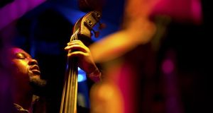 Blue notes: a jazz concert in New York. Photograph: Marcus Yam/New York Times