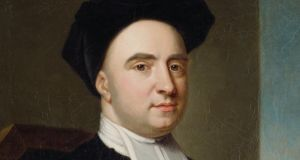 Portrait of George Berkeley by John Smybert (1727)