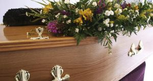 A solemn undertaking: discretion is second nature to funeral directors. Photograph: Getty