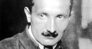 Active Nazi, thinking philosopher: Martin Heidegger. Photograph: Apic/Getty Images