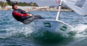 James Espey  is best of the Irish squad competing at the Princess Sofia Trophy in Palma, Mallorca.
